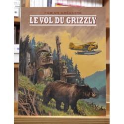 Le vol du grizzly Grégoire École des Loisirs Album souple 11-13 ans occasion