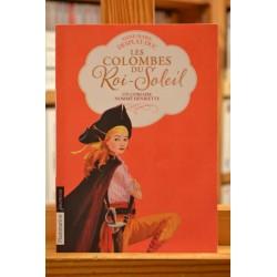 Les Colombes du Roi-Soleil 7, Un corsaire nommé Henriette Desplat-Duc Flammarion Roman jeunesse occasion