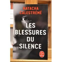 Les blessures du silence Calestrémé harcelement conjugal Roman Policier poche occasion Lyon