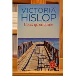 Ceux qu'on aime Grèce Hislop Roman Poche occasion