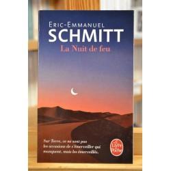 La nuit de feu Dieu Schmitt Roman Le Livre de poche occasion