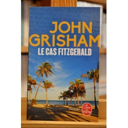 Le cas Fitzgerald Grisham Thriller Policier Poche occasion