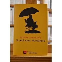 Un été avec Montaigne Compagnon France inter équateurs parallèles Philosophie Poche occasion