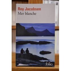 Mer blanche Jacobsen Norvège Folio poche Roman livres occasion Lyon