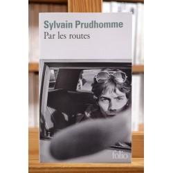 Par les routes Prudhomme Folio poche Roman livres occasion Lyon