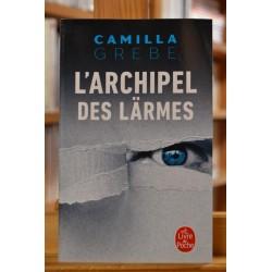 L'archipel des larmes Grebe Le Livre de Poche Thriller occasion Lyon