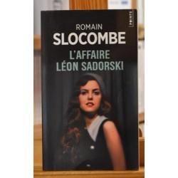 L'affaire Léon Sadorski Slocombe Points Roman Policier Poche occasion