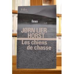 Les chiens de chasse Horst Thriller Norvège Folio Policier Poche occasion