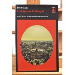 Les fugueurs de Glasgow Peter May Babel noir Policier Poche occasion