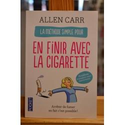 La méthode simple pour en finir avec la cigarette Allen Carr Pocket évolution Bien être Santé Poche livre occasion Lyon