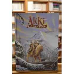 Akki, le clan disparu BD jeunesse occasion