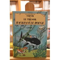 Tintin petit format BD occasion