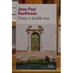 Venise à double tour Kauffmann Récit Roman Folio Poche occasion Lyon