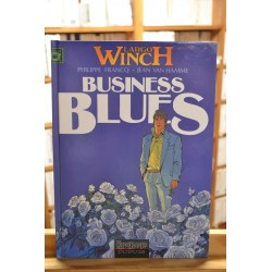 Largo Winch Tome 4 - Business Blues BD occasion