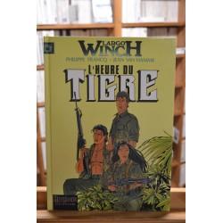 Largo Winch Tome 8 - L'heure du Tigre BD occasion