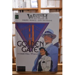 Largo Winch Tome 11 - Golden Gate BD occasion