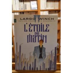 Largo Winch Tome 21 - L'étoile du matin BD occasion