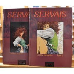 La belle coquetière par Servais - Intégrale en 2 tomes