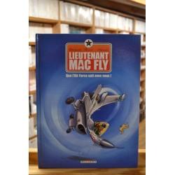 Lieutenant Mac Fly Tome 1 - Que l'Air Force soit avec vous ! BD occasion