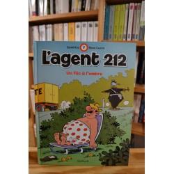 L'Agent 212 Tome 7 - Un flic à l'ombre BD occasion