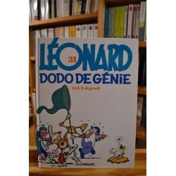 Léonard Tome 31 - Dodo de génie Turk De Groot BD occasion