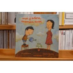 Moi j'adore maman aussi Brami Seuil Album jeunesse 3 ans livre occasion Lyon