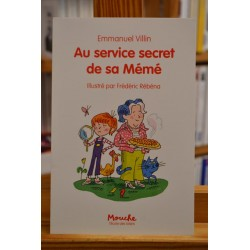 Au service de sa Mémé Villin Rébéna École des loisirs Roman jeunesse 6-8 ans occasion Lyon