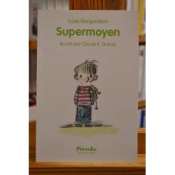 Supermoyen piano Morgenstern Dubois École des loisirs Roman jeunesse 6-8 ans occasion Lyon