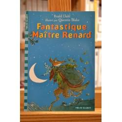 Fantastique Maître Renard Dahl Folio cadet Poche Roman 9 ans jeunesse occasion