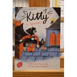 Kitty 2 Le Tigre Doré Harrison Livre de poche Roman jeunesse 7 ans occasion