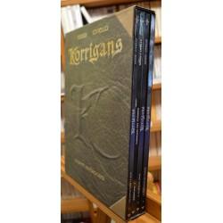 Korrigans par Mosdi et Civiello Coffret Intégrale 4 tomes