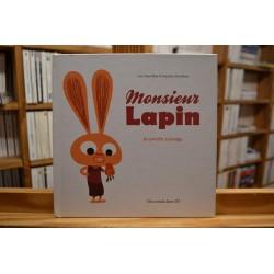Monsieur Lapin Tome 1 - La carotte sauvage