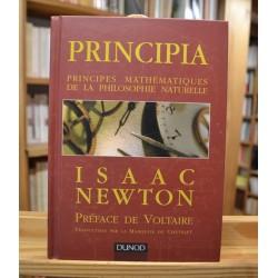 Principia - Principes Mathématiques de la Philosophie naturelle Newton Sciences Physiques livre occasion