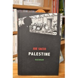 Palestine (Intégrale) Joe Sacco BD occasion
