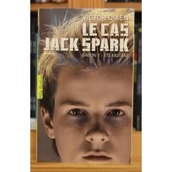 Le cas Jack Spark saison 1 Été mutant Dixen Gallimard jeunesse Roman Ado Poche occasion