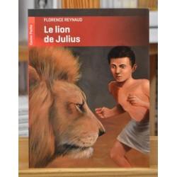 Le lion de Julius Reynaud Gladiateurs Rome Castor poche Roman jeunesse 9 ans occasion