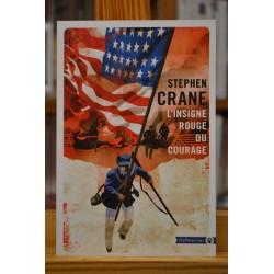 L'insigne rouge du courage Crane Gallmeister Totem Roman Poche livre occasion Lyon