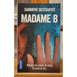 Madame B Destombes Pocket Poche Thriller Policier occasion
