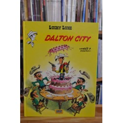 Lucky Luke Tome 3 - Dalton City BD occasion