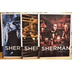 Sherman Tomes 1 à 3 Desberg Griffo BD occasion