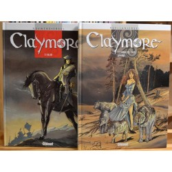 Claymore Tomes 1 à 2 BD occasion