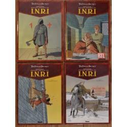 Le Triangle Secret I.N.R.I. - Intégrale en 4 tomes BD occasion