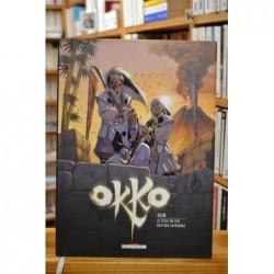 Okko Tome 8 - Le Cycle Du Feu 2 BD occasion
