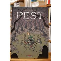 Pest Tome 1 - Le défossoyeur BD occasion