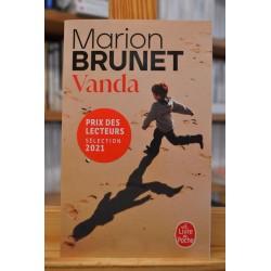 Vanda Brunet Roman Littérature Poche occasion