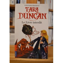 Tara Duncan 2, Le Livre interdit Audoin-Mamikonian Pocket jeunesse Roman Poche jeunesse occasion