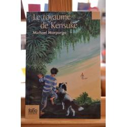 Le royaume de Kensuké Morpurgo Folio junior Roman jeunesse 10 ans Poche occasion