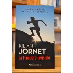 La frontière invisible Kilian Jornet  poche occasion