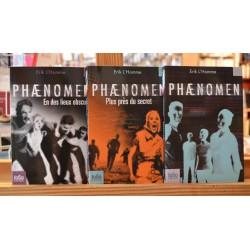 Trilogie Phaenomen Intégrale L'Homme Folio junior jeunesse Roman 11 ans Poche occasion Lyon