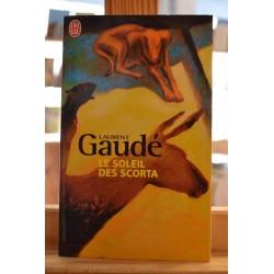 Le soleil des Scorta Gaudé J'ai lu Goncourt Roman Poche occasion